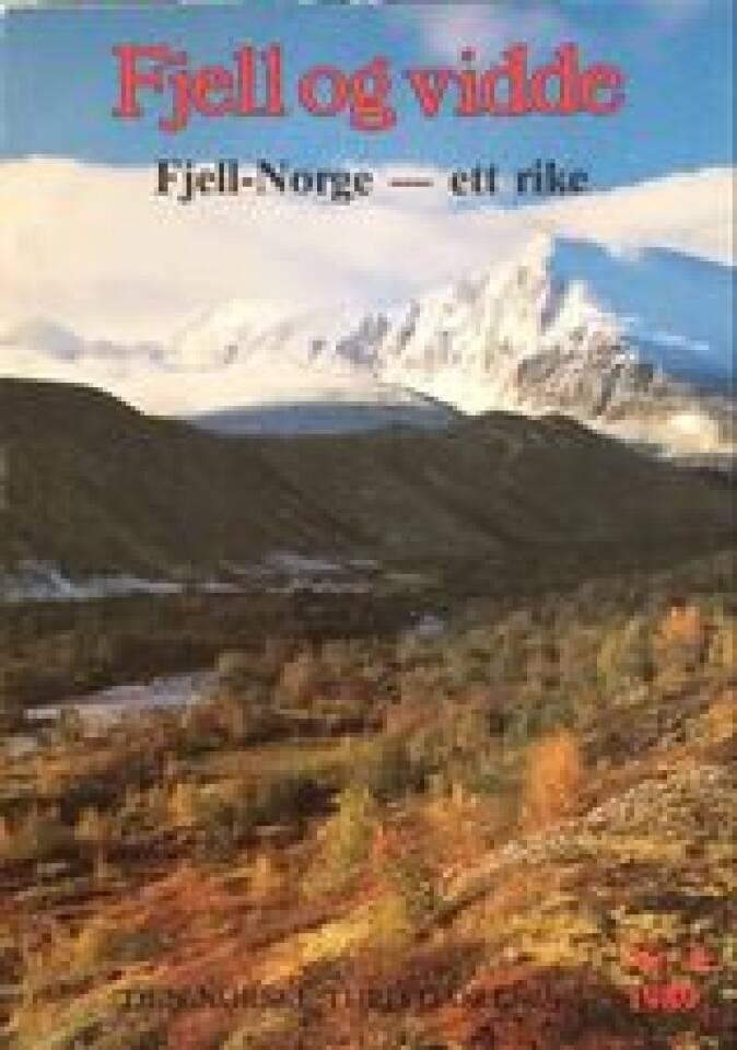 Fjell-Norge - ett rike