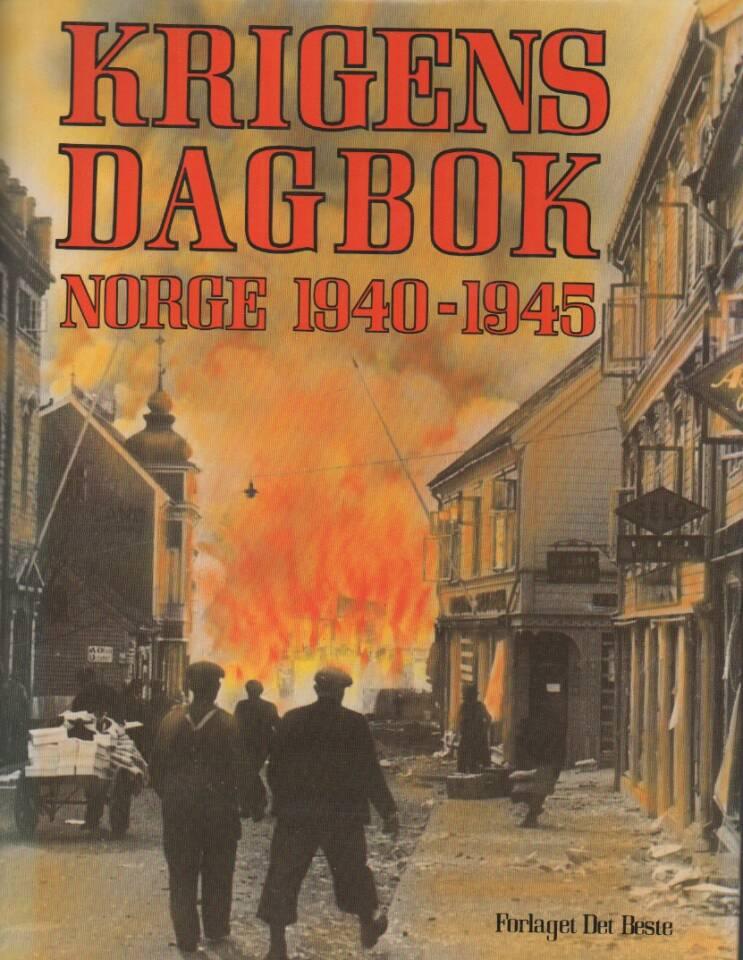 Krigens dagbok. Norge 1940-1945.