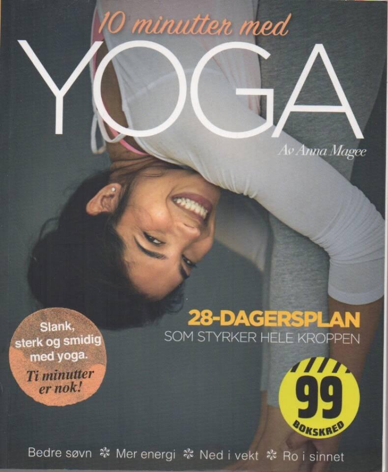 Yoga – 10 minutter med