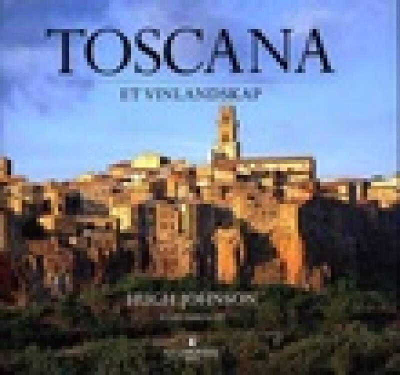 Toscana et vinlandskap