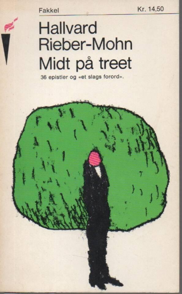 Midt på treet