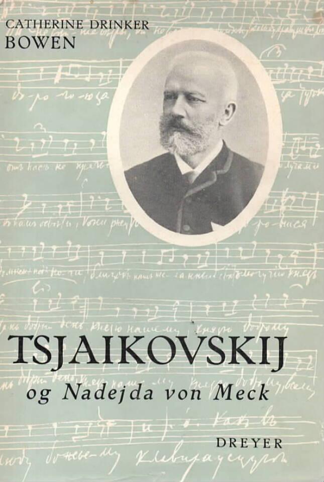 Tsjaikovskij og Nadejda von Meck