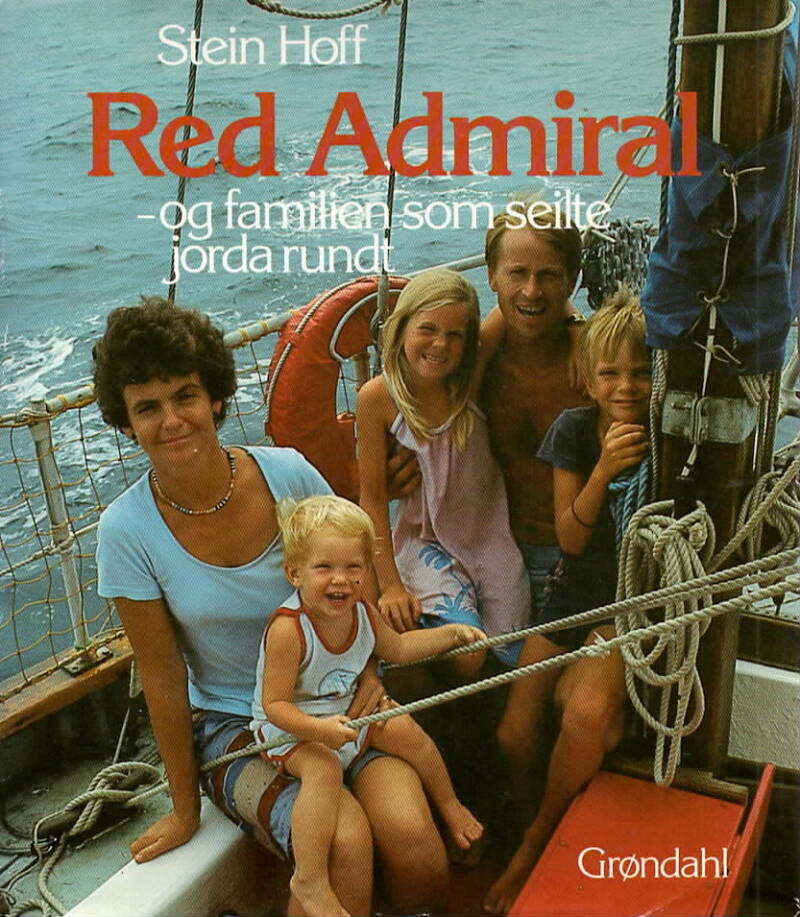 Red Admiral – og familien som seilte jorda rundt