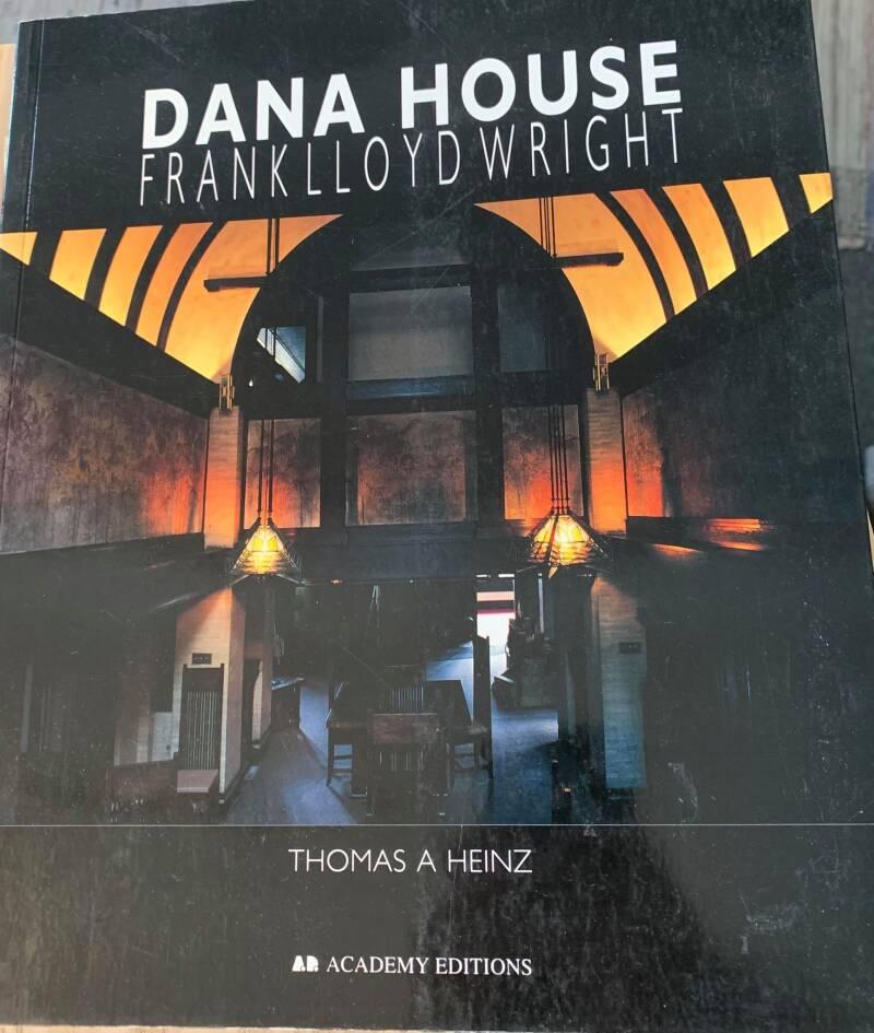 Dana House – Franklloyd Wright
