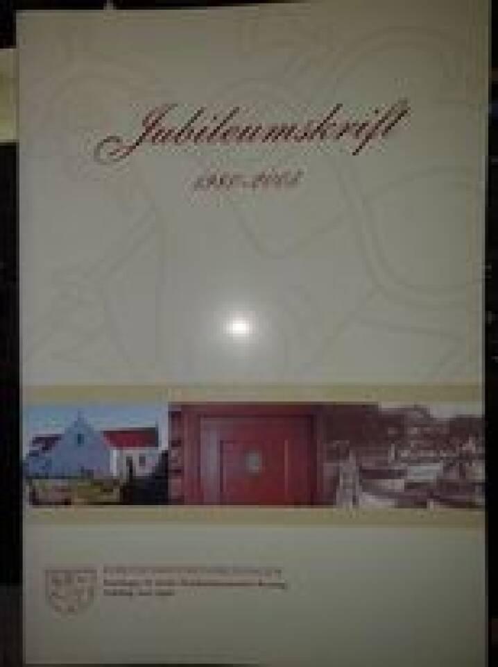 Jubileumskrift 1980-2005