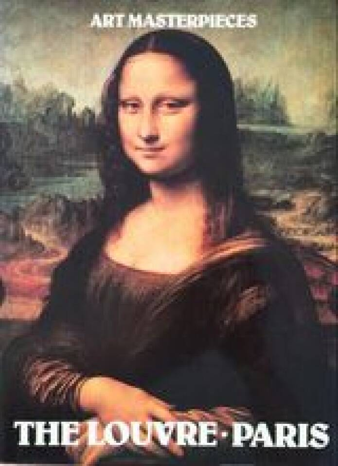 Art Masterpieces of THE LOUVRE