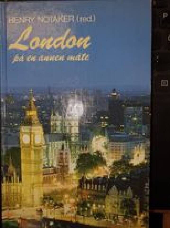 London på en annen måte
