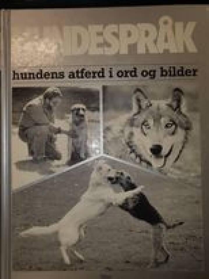 Hundespråk