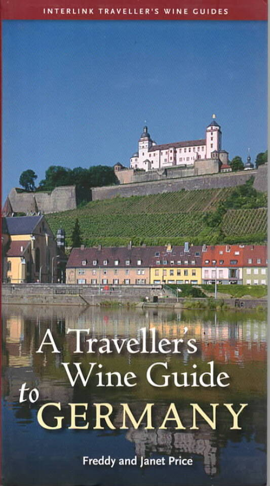 A Travellers Wine Guide to Germany