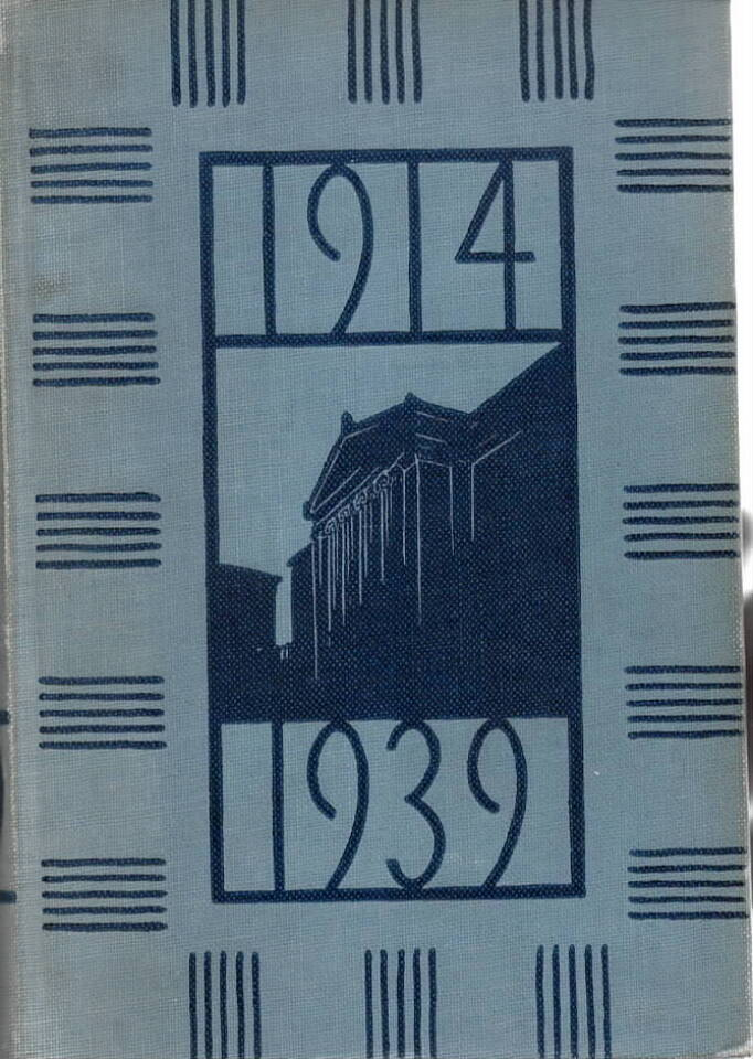 Studentene 1914-1939