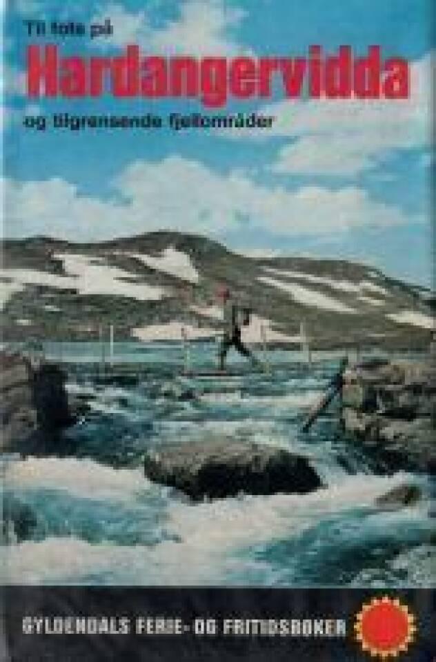 Til fots på Hardangervidda
