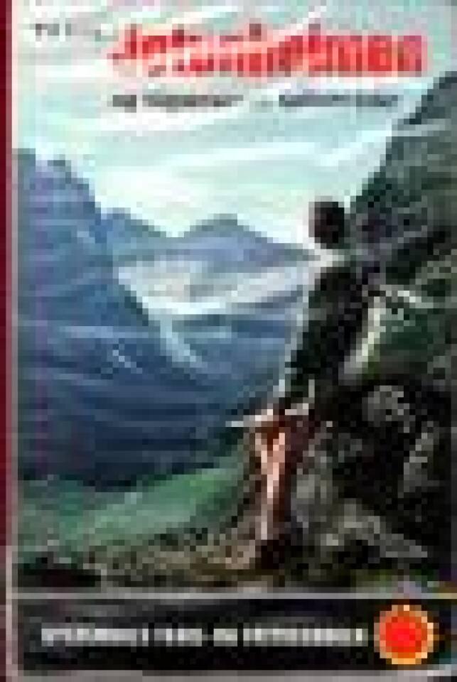 Til fots i Jotunheimen og tilgrensede fjellområder