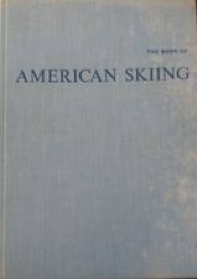 THE BOOK OF AMERICAN SKIING