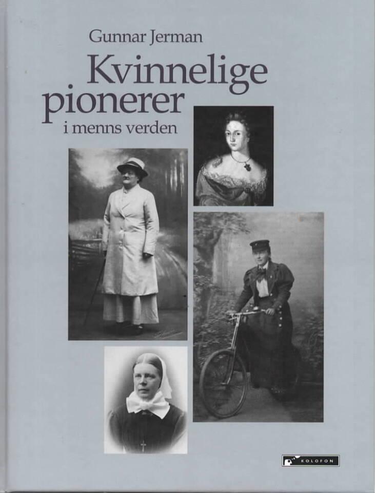 Kvinnelige pionerer i menns verden