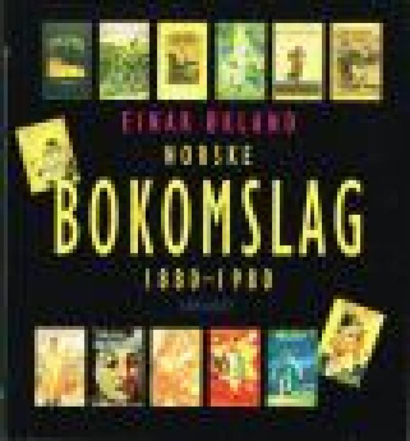 Norske Bokomslag