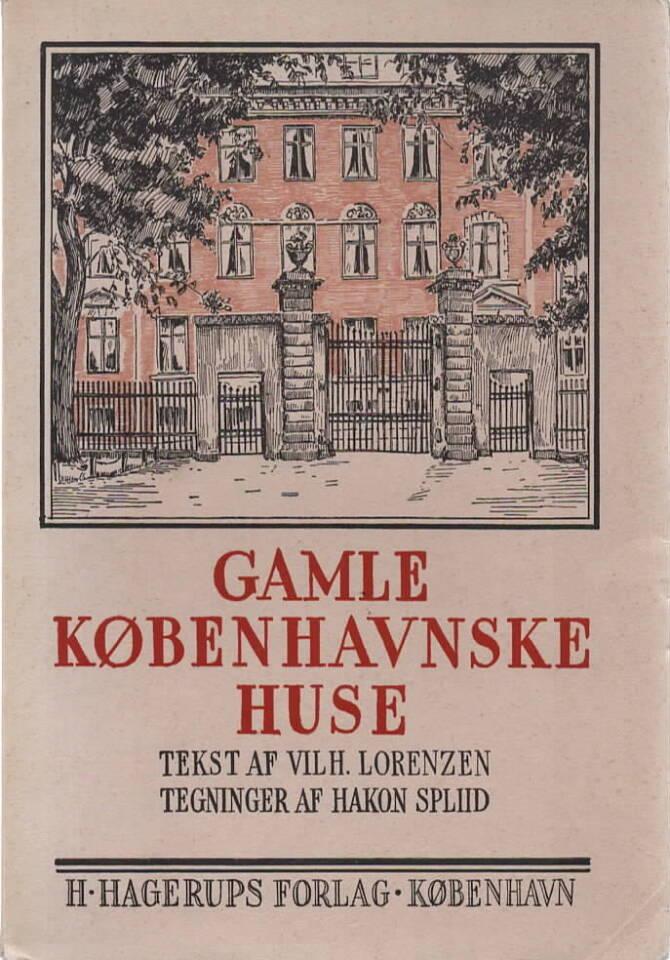 Gamle Københavnske huse