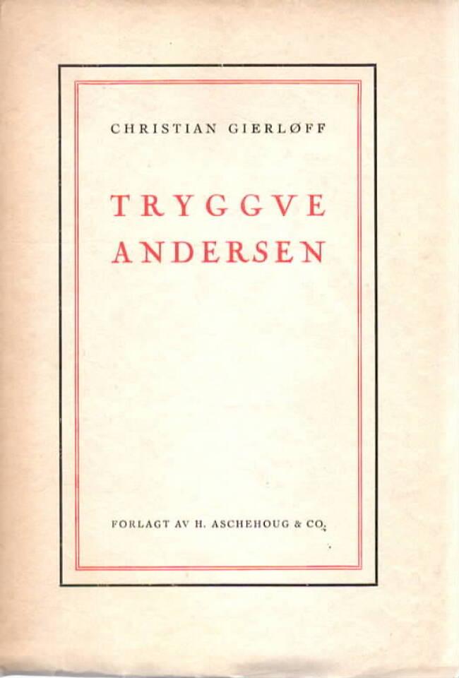 Tryggve Andersen