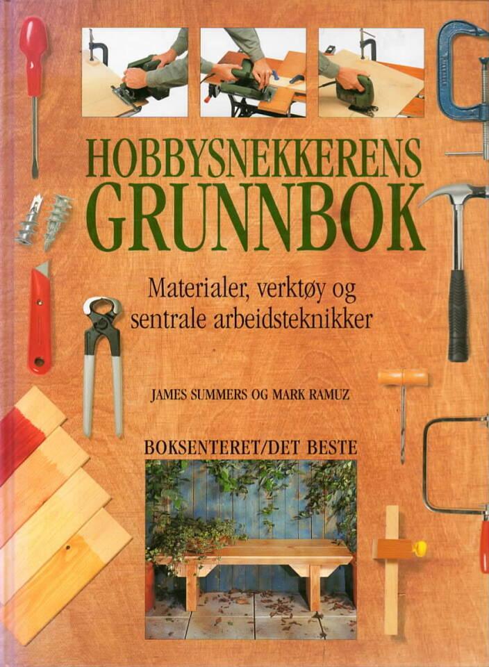 Hobbysnekkerens grunnbok