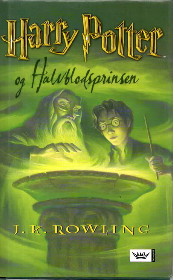 Harry Potter og Halvblodsprinsen