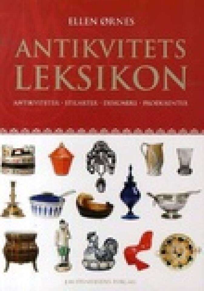 Antikivitets leksikon