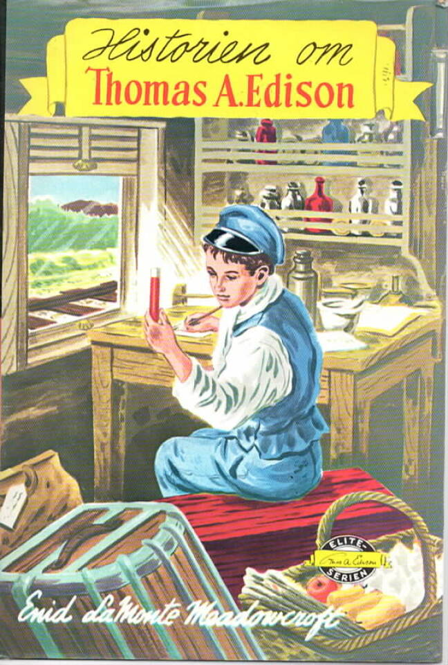 Historien om Thomas A. Edison