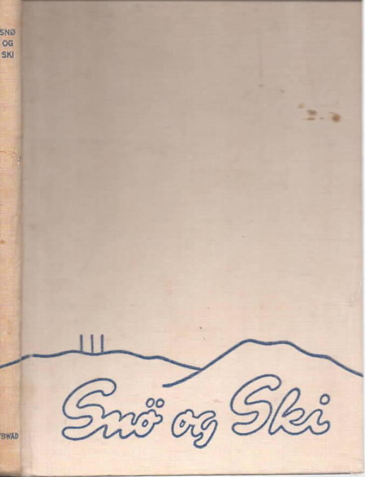 Snø og ski 1943