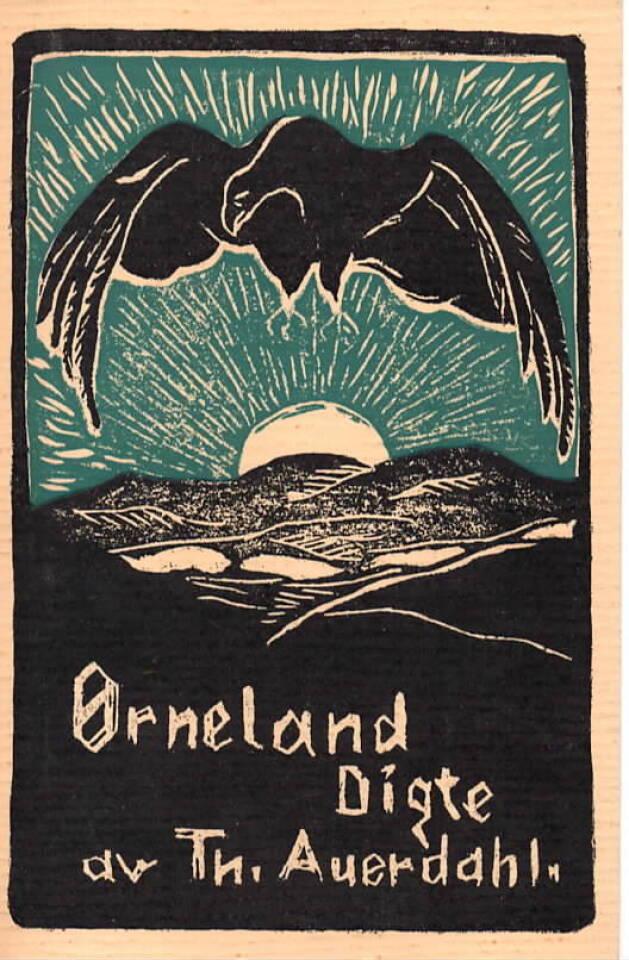 Ørnelandet – digte