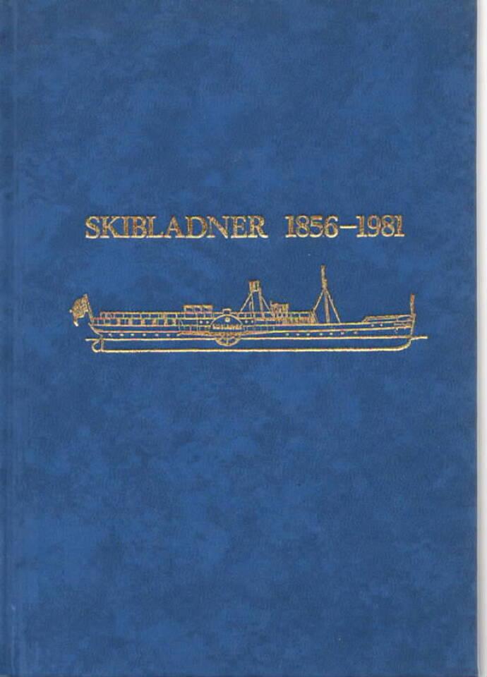 Skibladner 1856 - 1981