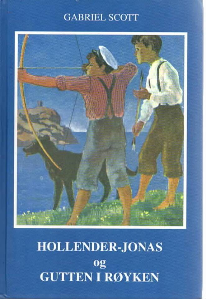 Hollender-Jonas og Gutten i røyken