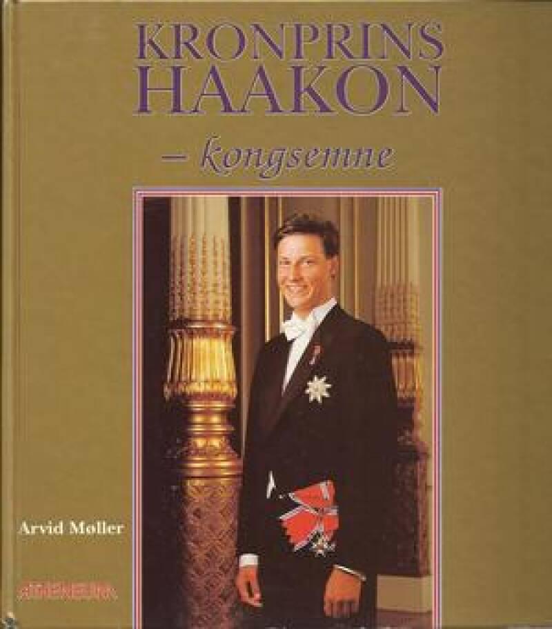 Kronprins Haakon- kongsemne
