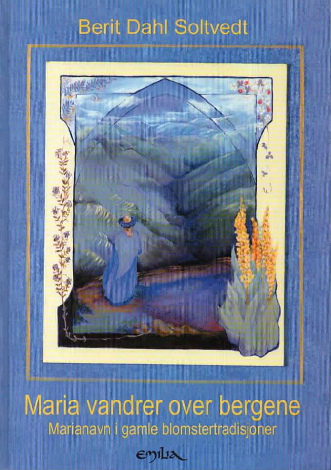 Maria vandrer over bergene