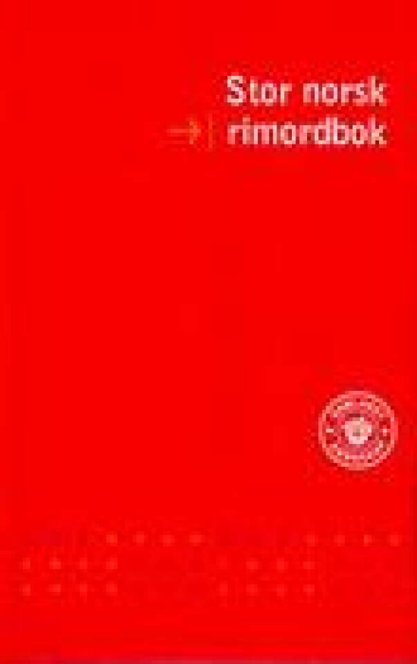 Stor norsk rimordbok