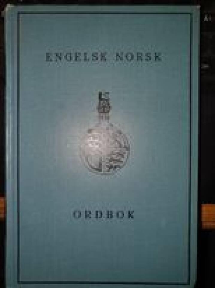 Engelsk norsk