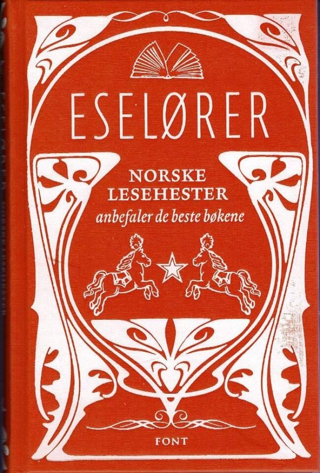 Eselører - norske lesehester anbefaler de beste bøkene