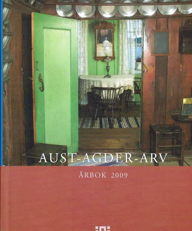AUST-AGDER-ARV Årbok 2009