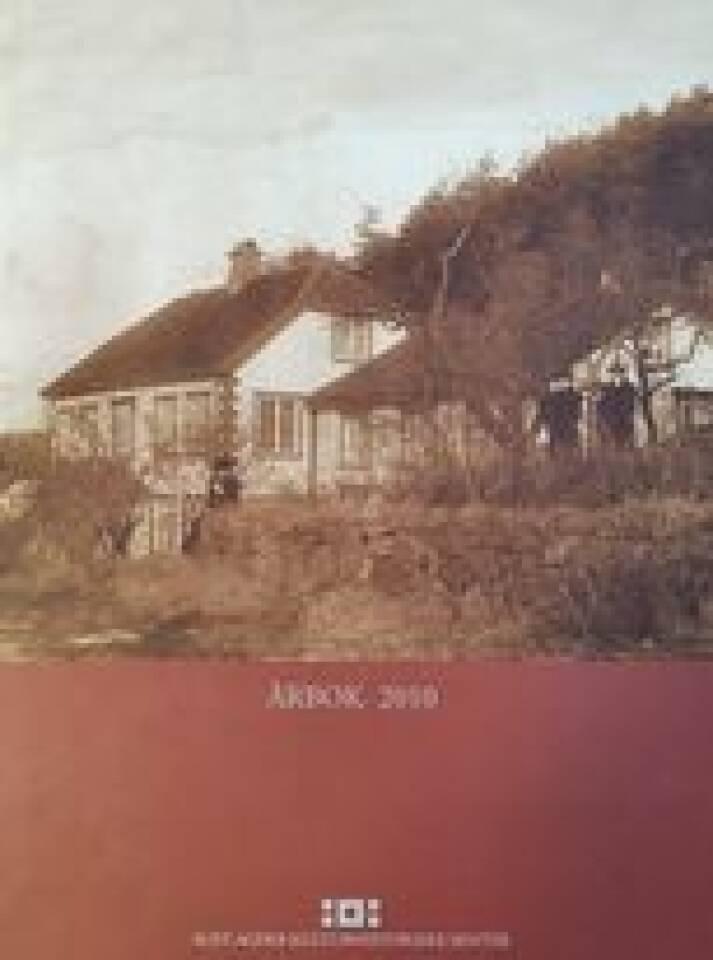 AUST-AGDER-ARV Årbok 2010