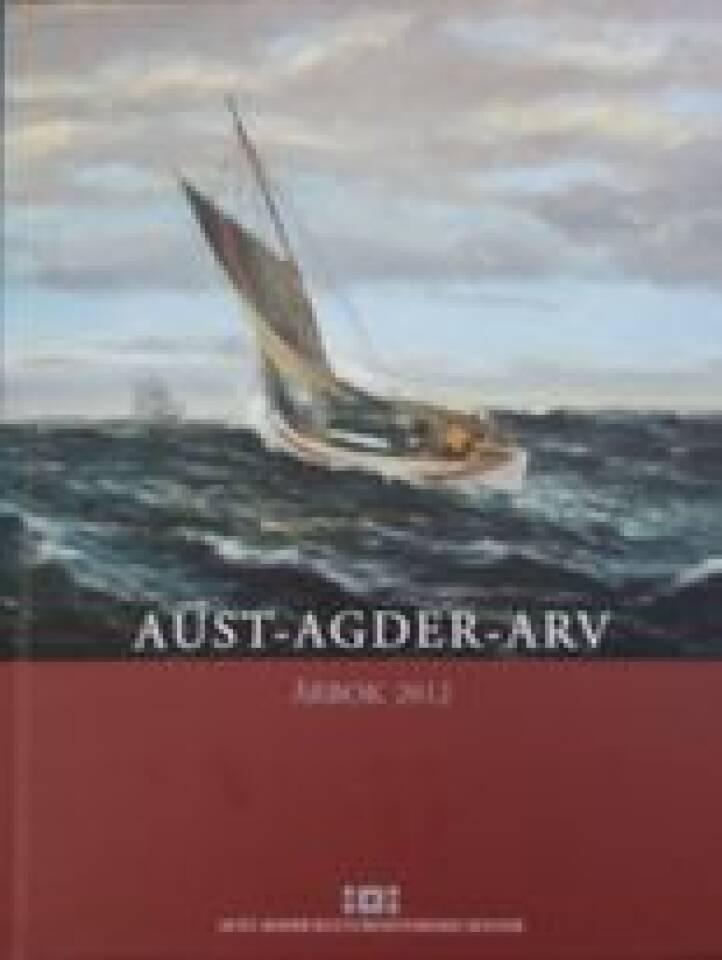 AUST-AGDER-ARV Årbok 2012