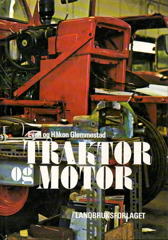 Traktor og motor