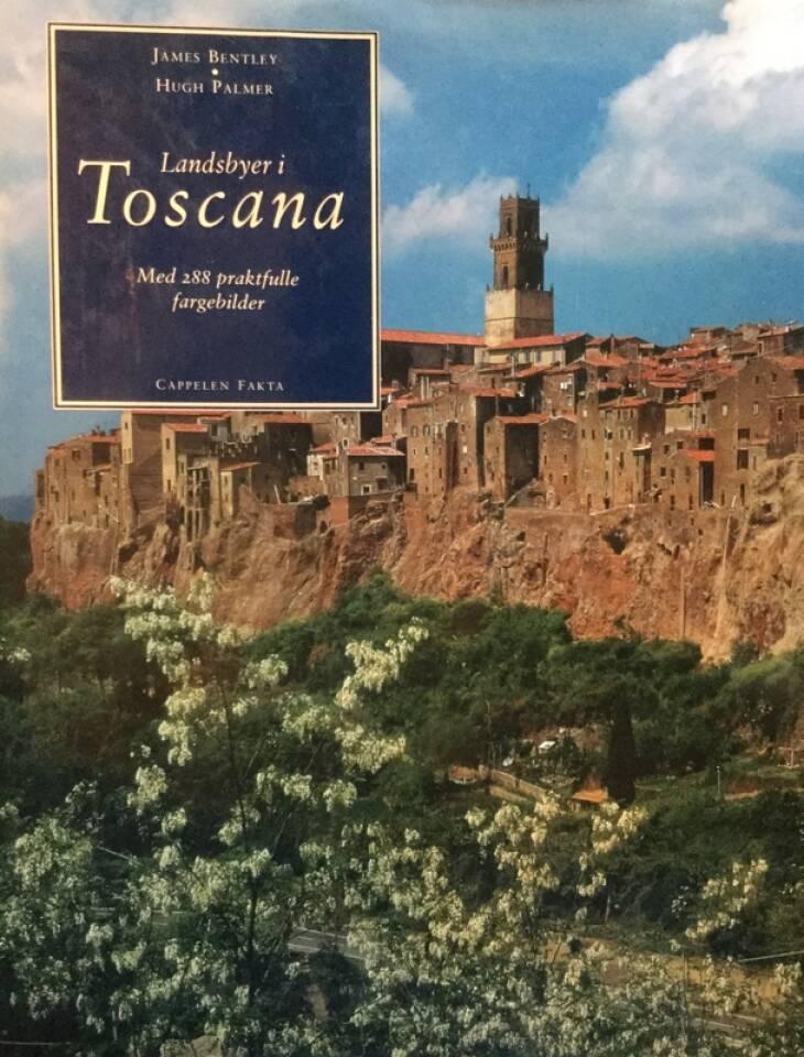 Landsbyer i Toscana