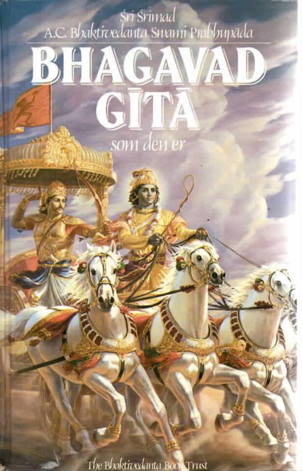 Bhagvad Gita – som den er