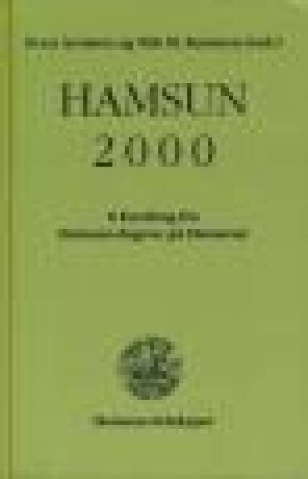 Hamsun 2000