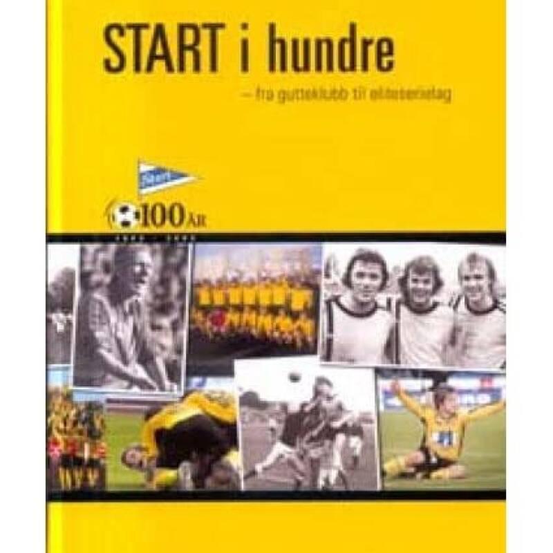 START i hundre- fra gutteklubb til eliteserielag