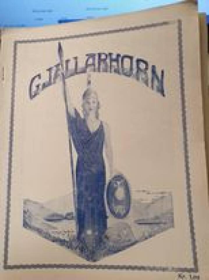 Gjallarhorn 1935