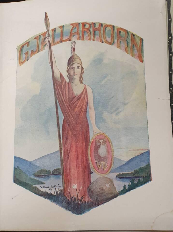 Gjallarhorn 1933