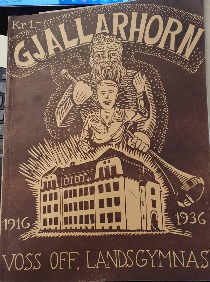 Gjallarhorn 1936