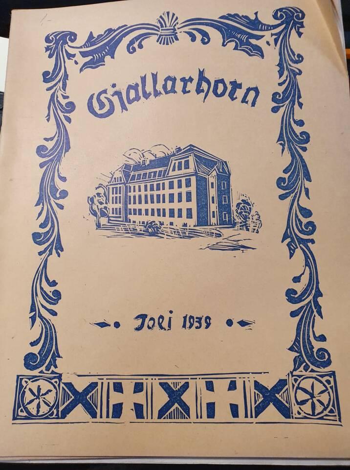 Gjallarhorn 1939