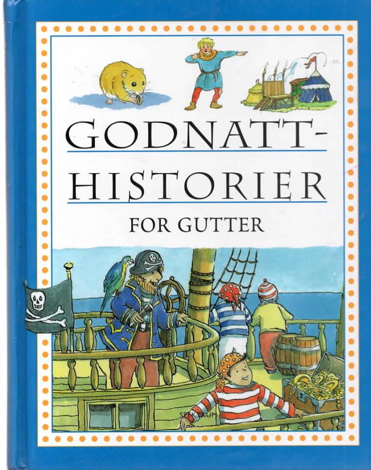 Godnatthistorier for gutter