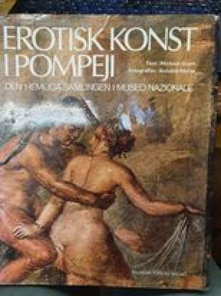 Erotisk konst i Pompeji