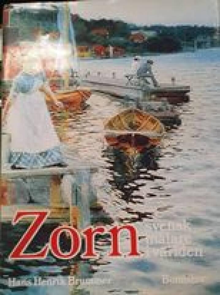 ZORN svensk målarei värden