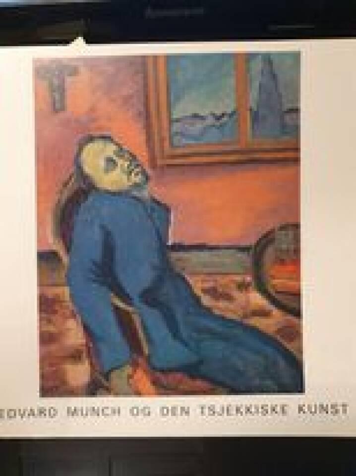 Edvard Munch og den tsjekkiske kunst.